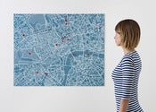 Image of 13/002: PinCity Map (London)