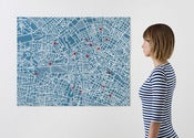 Image of 13/002: PinCity Map (Berlin)