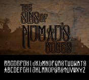 Image of THE SINS OF NOMADS BONES