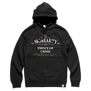 Image of Prince of Crime - Black pullover hoody