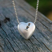 Image of Mended Heart Necklace