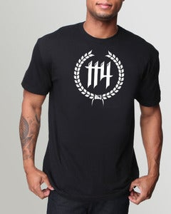 Image of ROYALE - MEN'S BLACK TEE