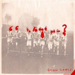 Image of LSSN015: GOLDEN GRRRLS - 'Golden Grrrls' LP