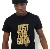 Image of JTG Slogan T-shirt [Gold Edition]