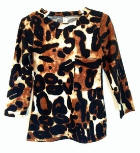 Image of Leopard Dress