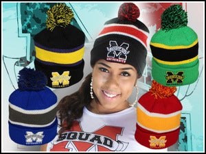 Image of MSU Ball Beanies
