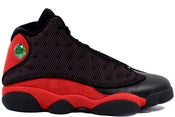 Image of Air Jordan 13 Retro 2013 Black/Red