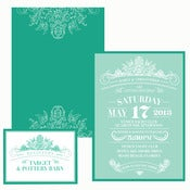 Image of Hopelessly in Love Invitation Wedding Suite