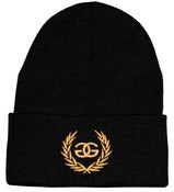 Image of GrowingGardens Gold Beanie