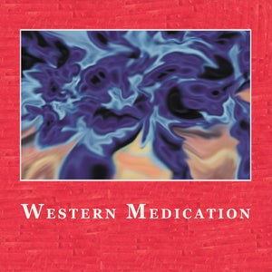 Image of Western Medication - The Painted World 7&quot; 