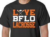Image of Love BFLO Lacrosse - Men's