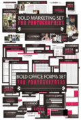 Image of *New* Bold Marketing & Office Forms Bundle | COMPLETE COLLECTION