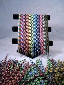 "Image of 33"" Tipped Tri-Color Shooting Lace - Jimalax"
