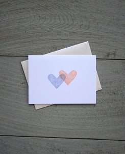 Image of Love is Love Note Card