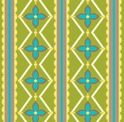 Image of Apple Green Stripe from Summer House
