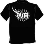 Image of WR Spin Logo Tee