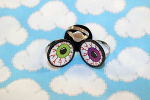 "Image of 1"" eyeball adjustable ring"