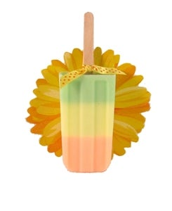 Image of Citrus Sherbet Soapy Pop - NEW!
