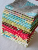Image of Summer House Fat Quarter Pack