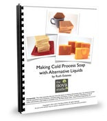 Image of Making Cold Process Soap with Alternative Liquids - eClass