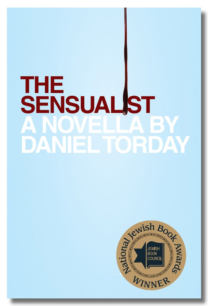 Image of The Sensualist by Daniel Torday