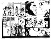 Image of All-New X-Men #6, p.14&15 Artist's Proof - SOLD