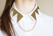 Image of ZIGZAG COLLARS