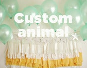 Image of Custom Order for Alyce