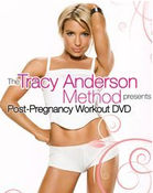 Image of Tracy Anderson Method Post-Pregnancy Workout DVD