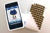 Image of LSD Fashion LAB Studded Iphone case (3G/3Gs)