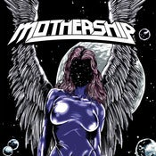 Image of Mothership - Mothership (LP) Black Vinyl