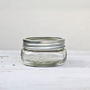 Image of Wide Mouth Mason Preserving Jar