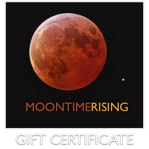Image of Moontime Rising Gift Certificate | Digital PDF