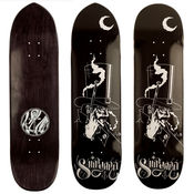 "Image of Shipyard Skates ""Assassin"" Deck"