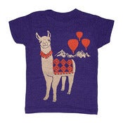 Image of Llama | KIDS TEE