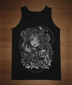 Image of NEW 'Serpentine' 1st Anniversary Vest