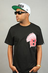 Image of Chiefs tee black