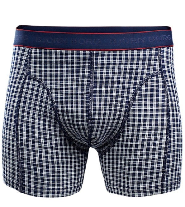 Image of Bjorn Borg Boxer Briefs - Classy Check