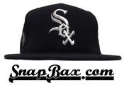 Image of Vintage Deadstock Chicago White Sox Blockhead Hat Cap by American Needle