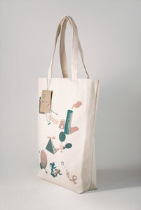 Image of SF+TFN - Synthesis / Tote bag