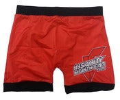 Image of Tudo Shorts Red