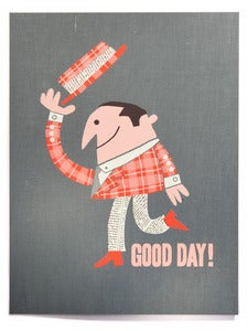 Image of Good Day Print