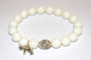 Image of Ivory Pearl bracelet