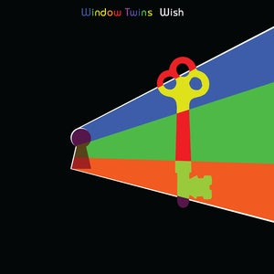 Image of Window Twins--Wish LP LIMITED COLOR VINYL