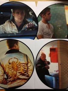 Image of DRIVE OST 2 x LP PICTURE DISC VERSION