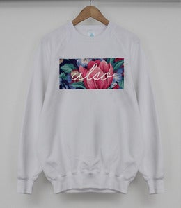 Image of Vintage Floral ALSO Sweater
