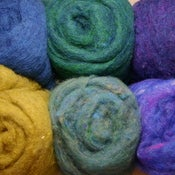 Image of Cool Colored Fleece~6 Pack