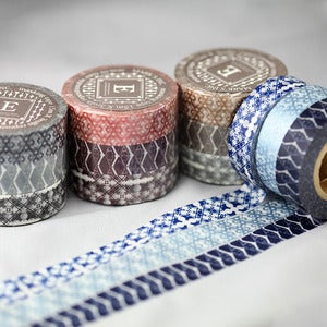 Image of Shades of Morocco Washi Tape