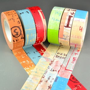Image of Graffiti Washi Tape by Yoko Inoue