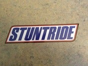 "Image of Stuntride ""Snickers"" Decal"